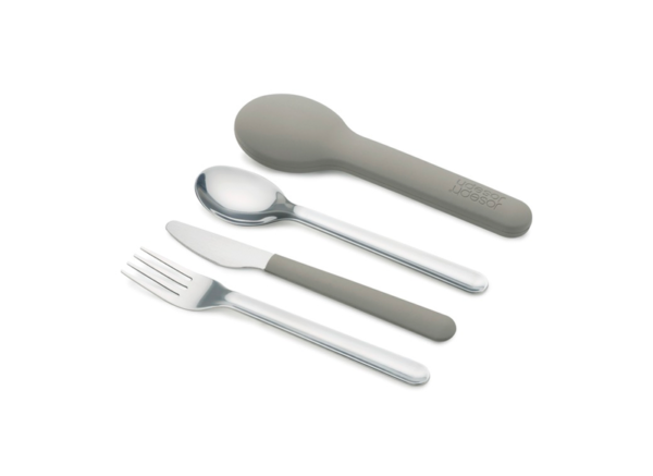 Set tacamuri GoEat_Cutlery_81034_grey