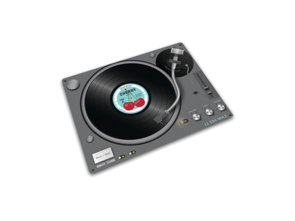 90040_Record Player