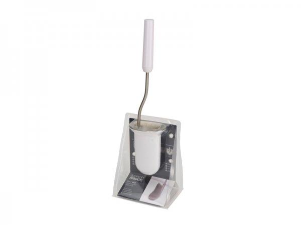 Щетка для туалета c подставкой настенная